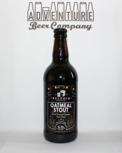 Belvoir Oatmeal Stout