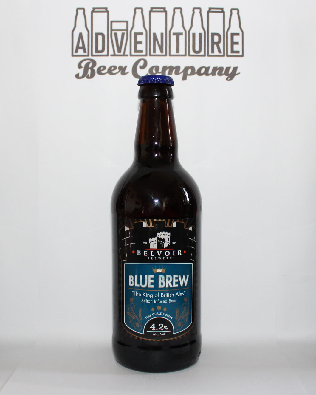 Belvoir Blue Brew