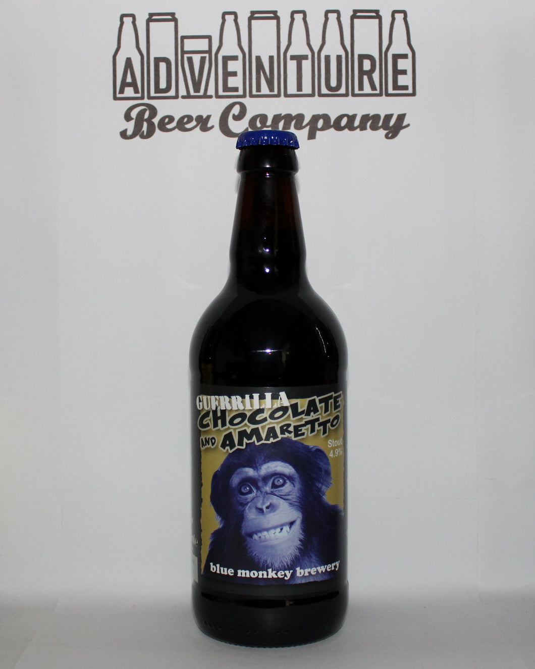 Blue Monkey Chocolate Amaretto Guerilla