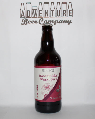 Milestone Raspberry Wheat Beer