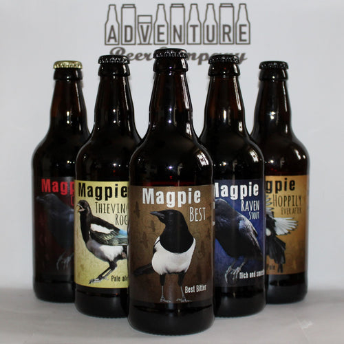 Magpie Mixed Case