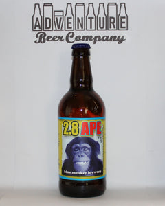 Blue Monkey 2.8 Ape
