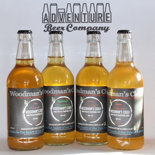 Woodman's Mixed Case