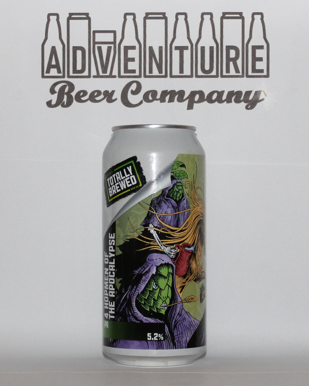 Totally Brewed 4 Hopmen of the Apocalypse