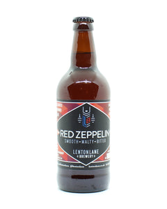 Lenton Lane Red Zeppelin
