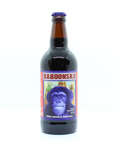 Blue Monkey Baboonska