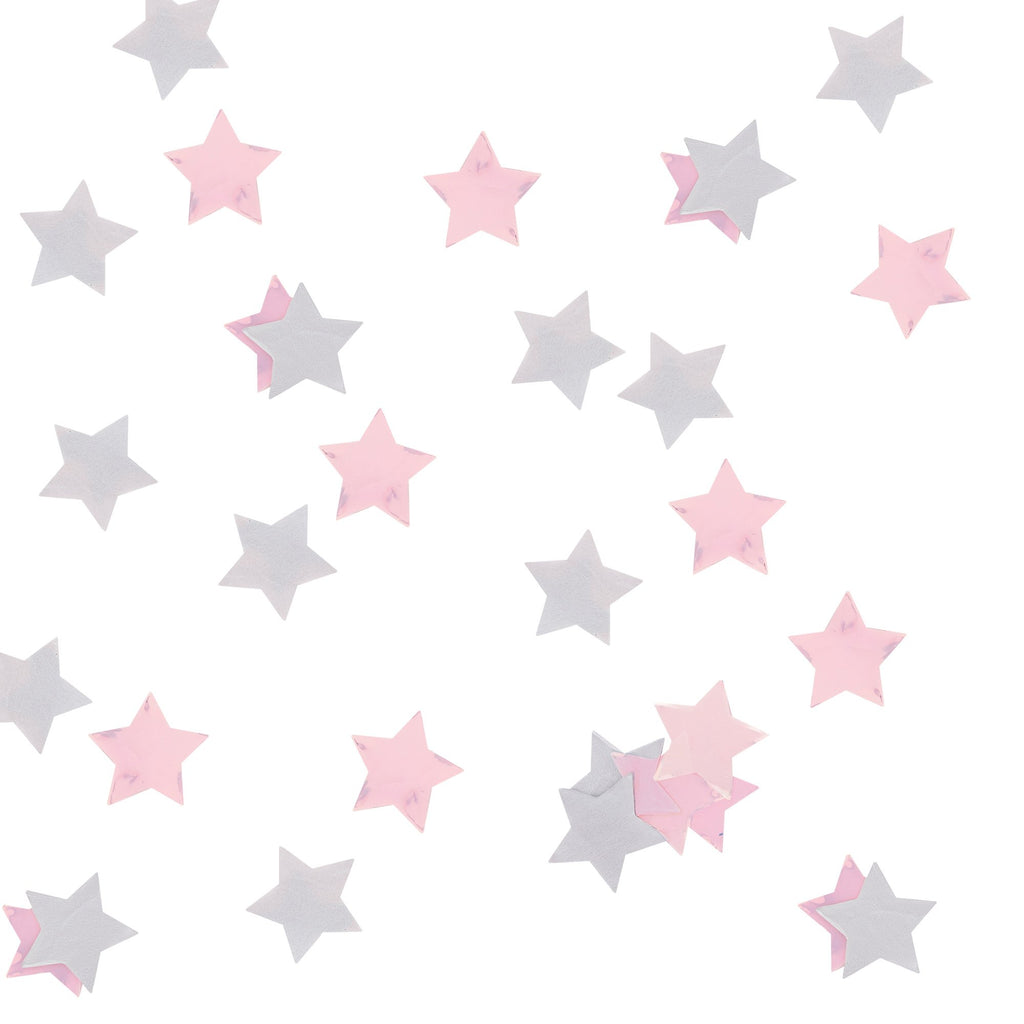Spaced Out Star Confetti