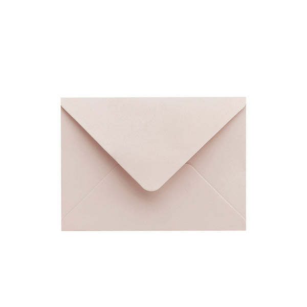 20 Small Blush Pink Envelopes