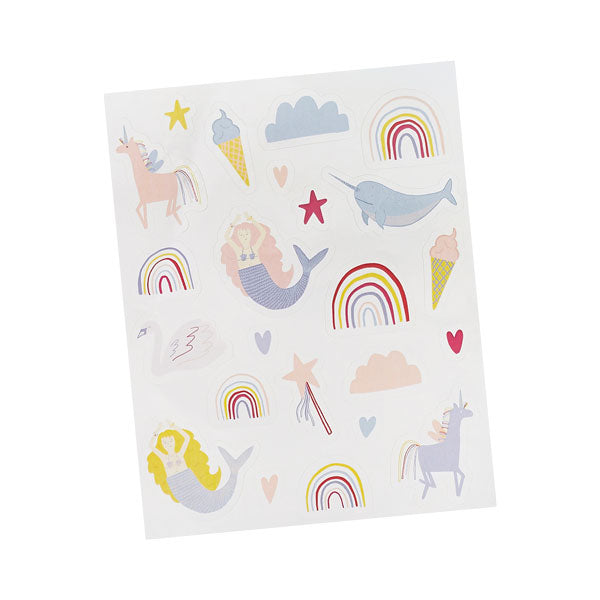 2 Enchanted Sticker Sheets