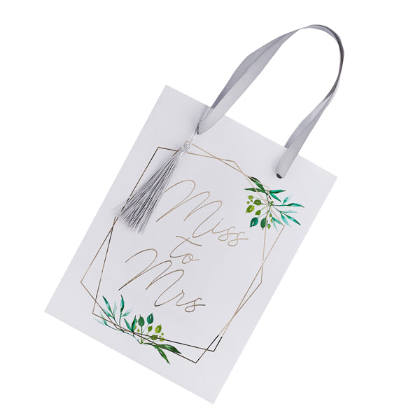 5 Miss to Mrs Party Bags