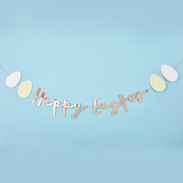 Happy Easter Banner 2M