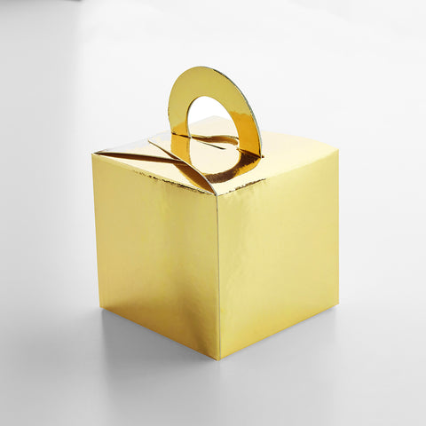 5 Gold Balloon Weight Boxes