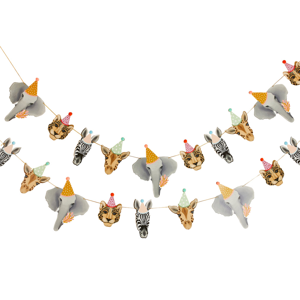 Party Animal Garland 2M