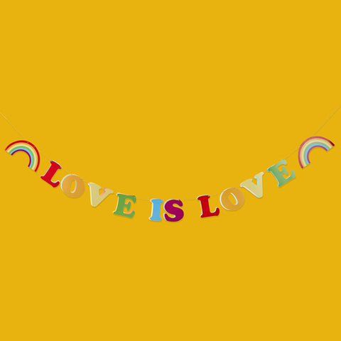 Love is Love Banner