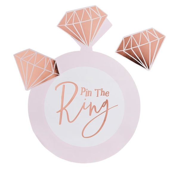 'Pin the Ring' Hen Party Game
