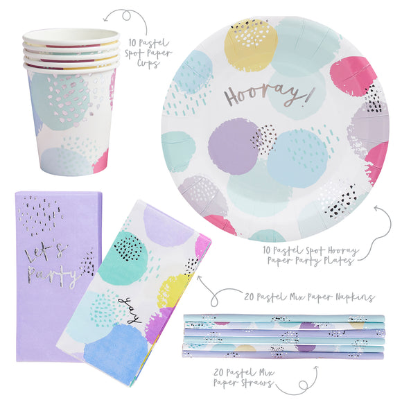 Pastel Party Bundle