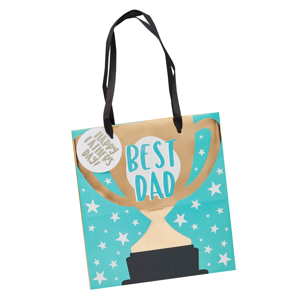 Father's Day Best Dad Gift Bag