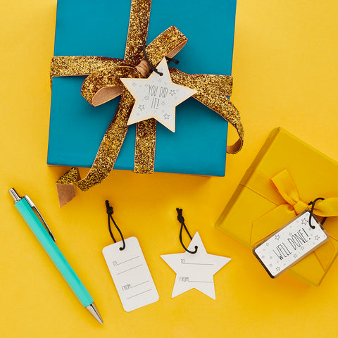 4 Gift Tags