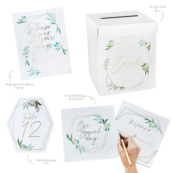 Wedding Reception Bundle