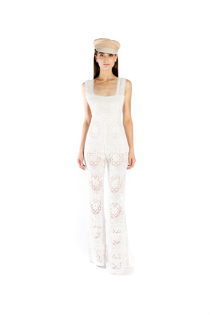 Crotchet Jumpsuit