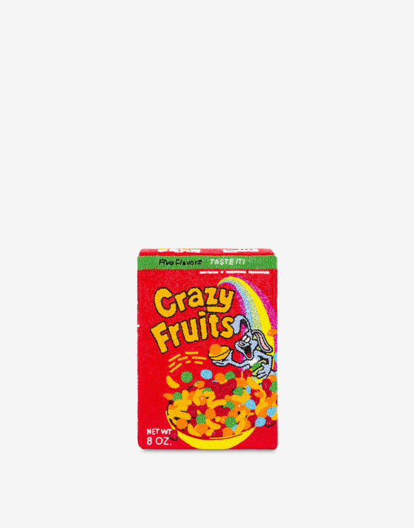 Crazy Cereal Box Clutch
