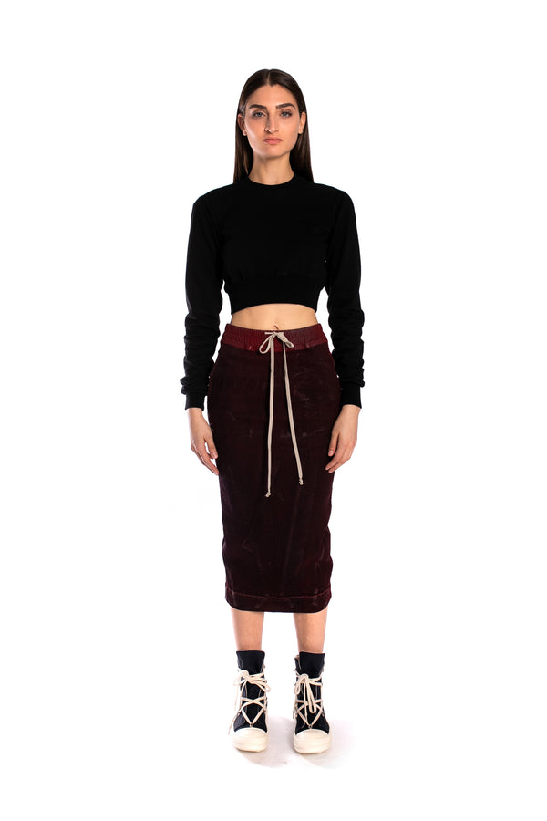 Pillar Short Skirt