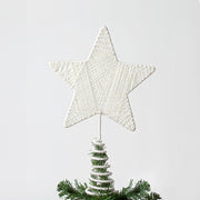 Woven Threads Tree Topper