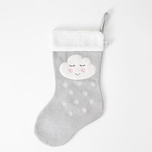 Sleepy Cloud Stocking