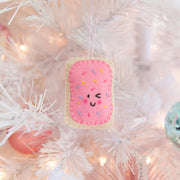 Blushing Treat Ornament
