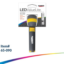 Load image into Gallery viewer, 65-090 Garrity 2AA ValueLite LED Flashlight - package