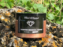 "Load image into Gallery viewer, ""DIAMOND MEDIEVAL COPPER"" 51g/1.8oz - Black Diamond Pigments"