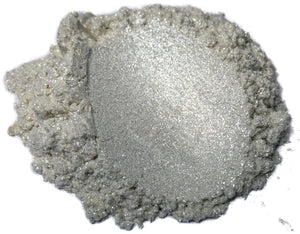 """DIAMOND SILVER PEARL"" 42g/1.5oz - Black Diamond Pigments"