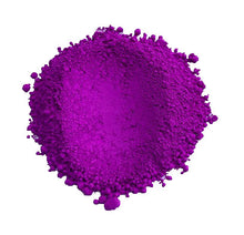 "Load image into Gallery viewer, ""FLUORESCENT PURPLE"" 42g/1.5oz - Black Diamond Pigments"