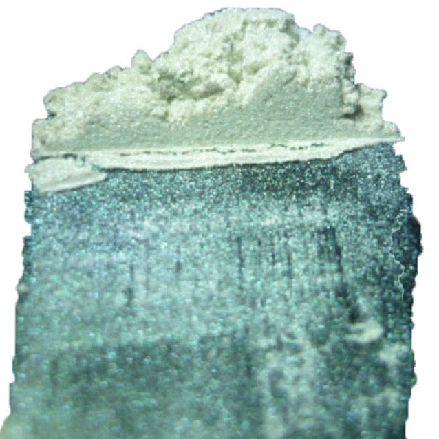 """GHOST GREEN PEARL"" 42g/1.5oz - Black Diamond Pigments"