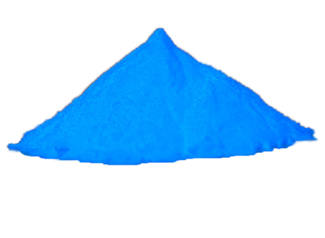 """GLOW SKY BLUE"" 84g/3oz - Black Diamond Pigments"