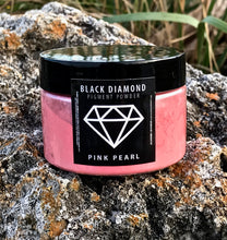 "Load image into Gallery viewer, ""PINK PEARL"" 42g/1.5oz - Black Diamond Pigments"