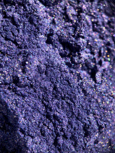 """GOLDEN PURPLE RAIN"" 42g/1.5oz - Black Diamond Pigments"