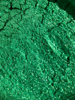 "Load image into Gallery viewer, ""JUNGLE GREEN"" 42g/1.5oz - Black Diamond Pigments"