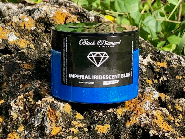 """IMPERIAL IRIDESCENT BLUE"" 51g/1.8oz"