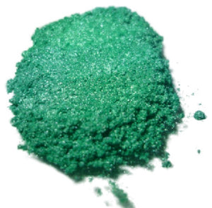 """IRIDESCENT GREEN"" 42g/1.5oz - Black Diamond Pigments"