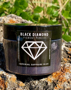 """IMPERIAL SAPPHIRE BLUE"" 42g/1.5oz - Black Diamond Pigments"