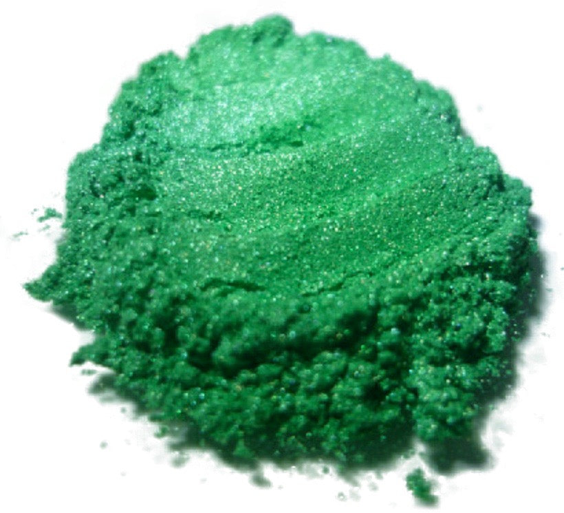 """JUNGLE GREEN"" 42g/1.5oz - Black Diamond Pigments"
