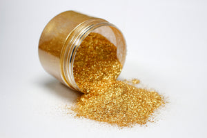 """LUX GOLD"" 42g/1.5oz - Black Diamond Pigments"