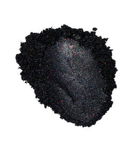 "Load image into Gallery viewer, ""IMPERIAL BLACK ONYX"" 42g/1.5oz - Black Diamond Pigments"
