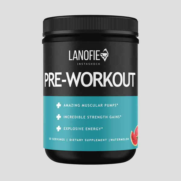 Instashock Pre-Workout - Watermelon