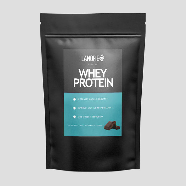 Premium Whey Protein - Chocolate
