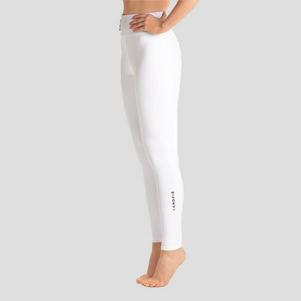 NEX Leggings - White