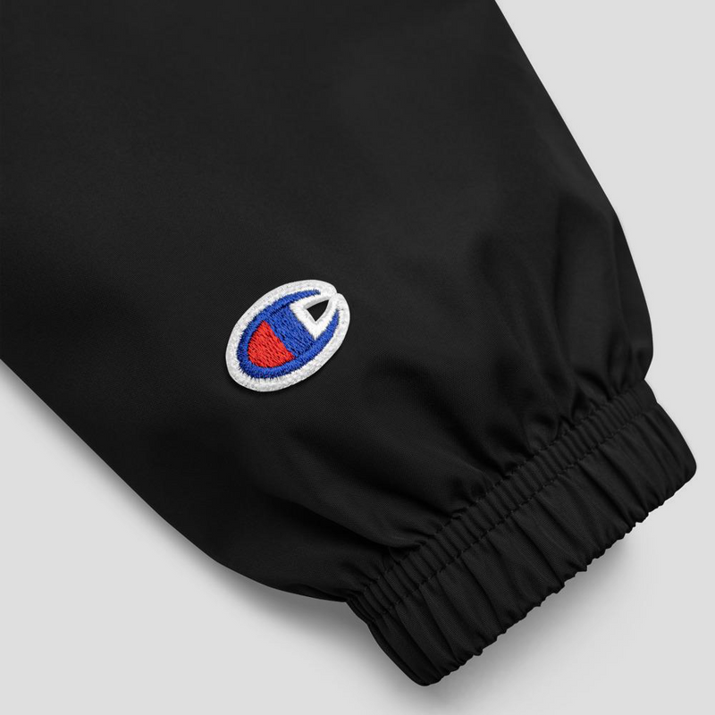Champion Packable Jacket - Black