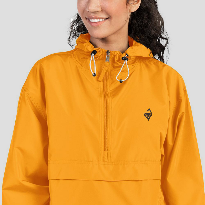 Champion Packable Jacket - Orange