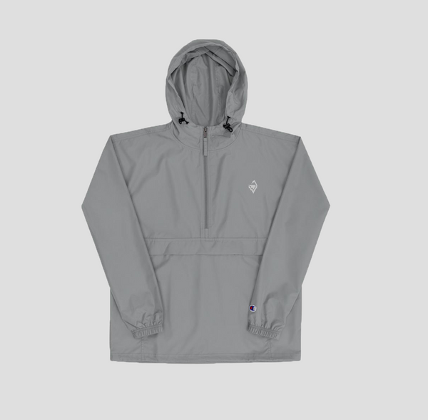 Champion Packable Jacket - Grey